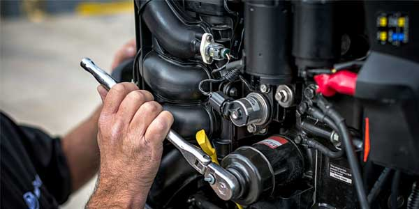 Boat Engine Repair from Allstar Marine