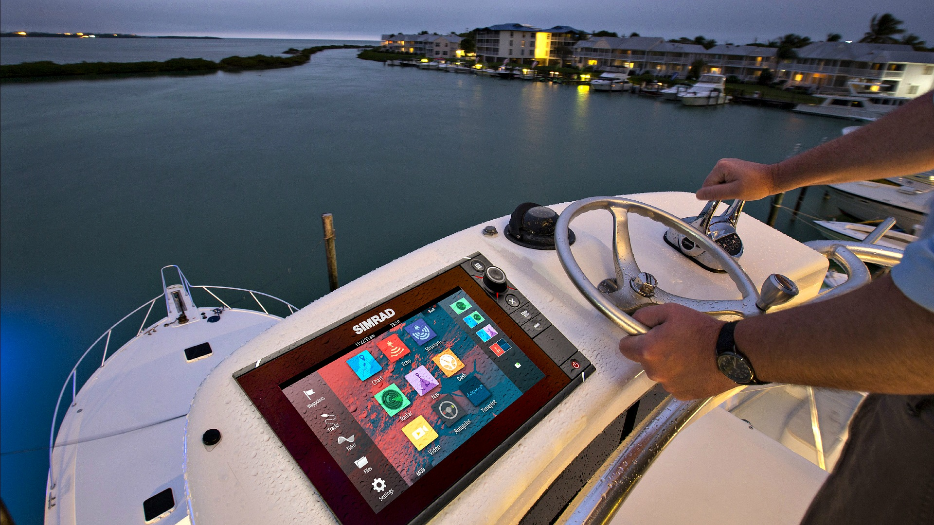 Simrad and other Electronics Maryland