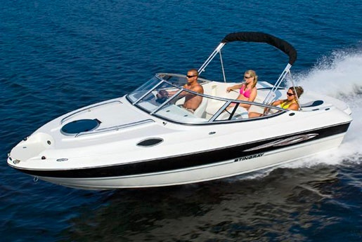 Stingray-208CR from All Star Marine