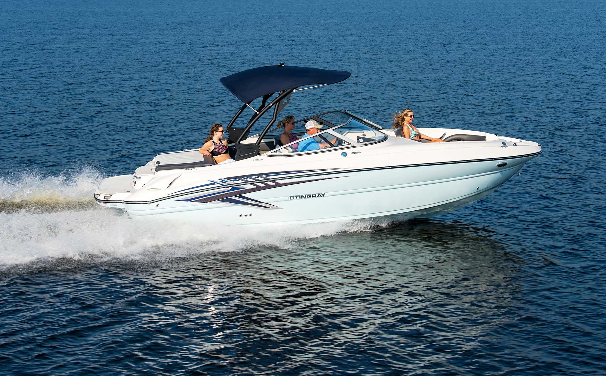 Stingray Boats All Star Marine