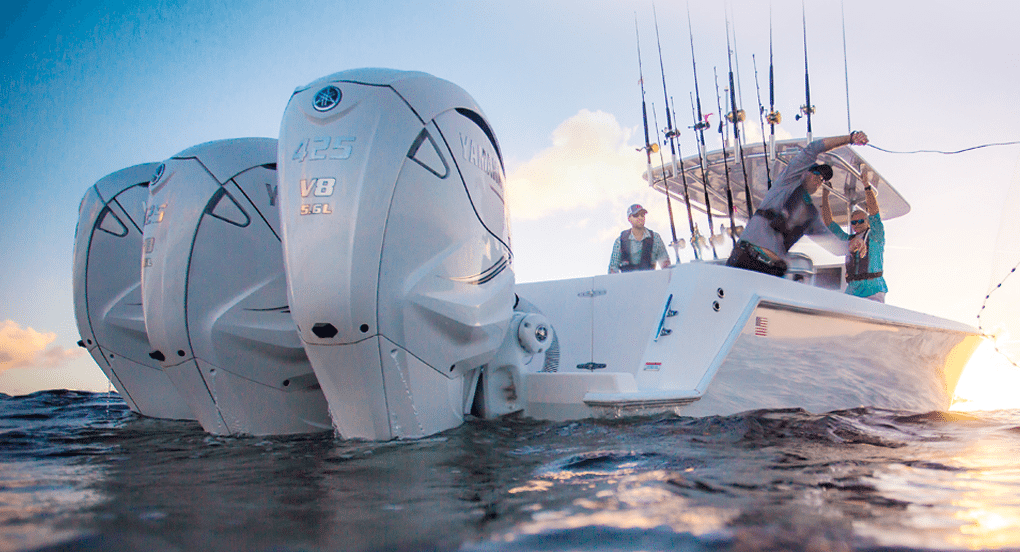 Yamaha and other Outboards from Allstar Marine