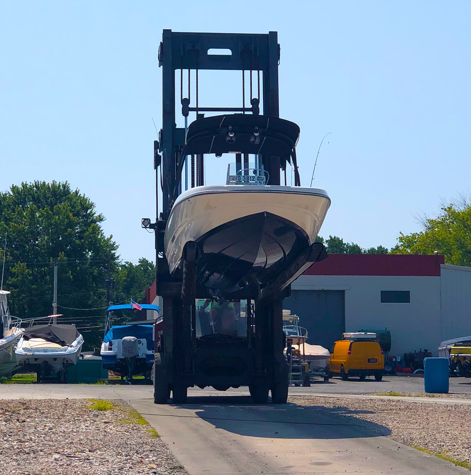 Middle River Dry Dock Services